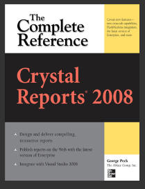 Crystal Reports® 2008: The Complete Reference