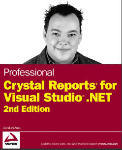 Professional Crystal Reports® for Visual Studio®.NET